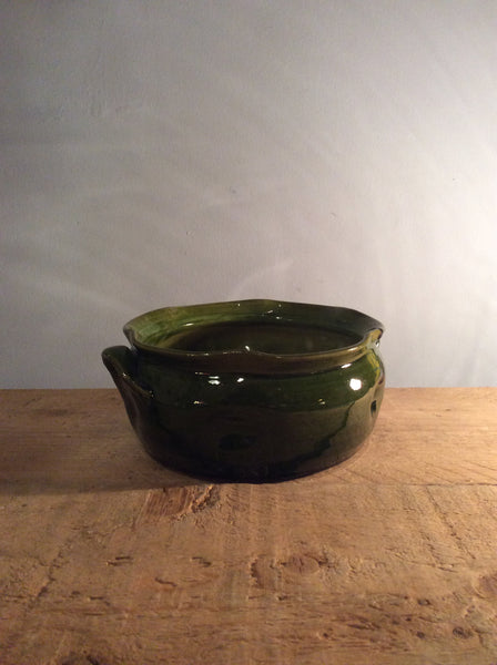 Vintage Green Bretby Bowl