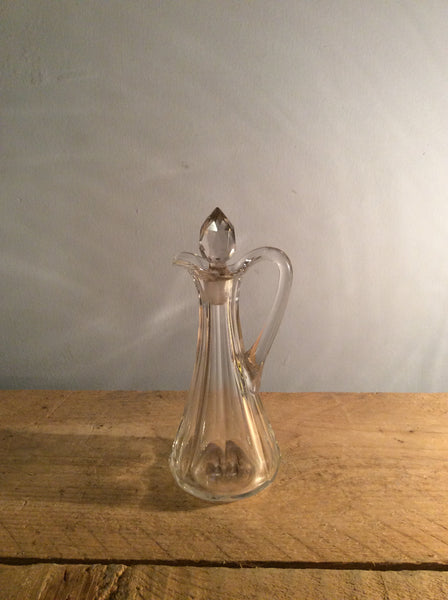 Vintage Vinegar Decanter