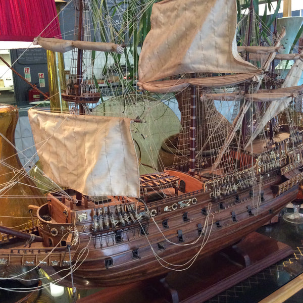 Batavia Compagnie Ship Replica