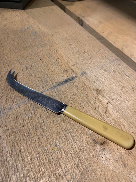 Bone handled cheese knife