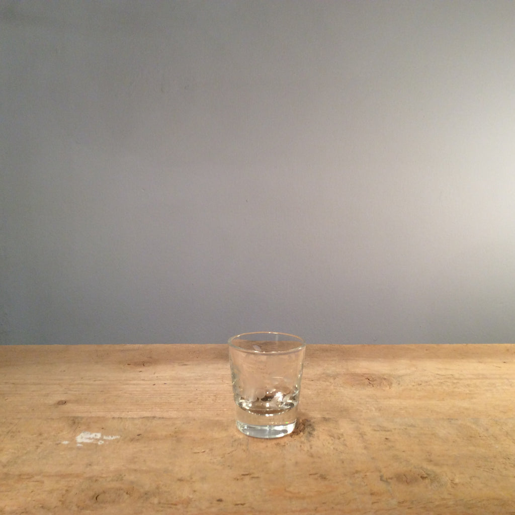 Vintage Cut Glass - Shot Glass
