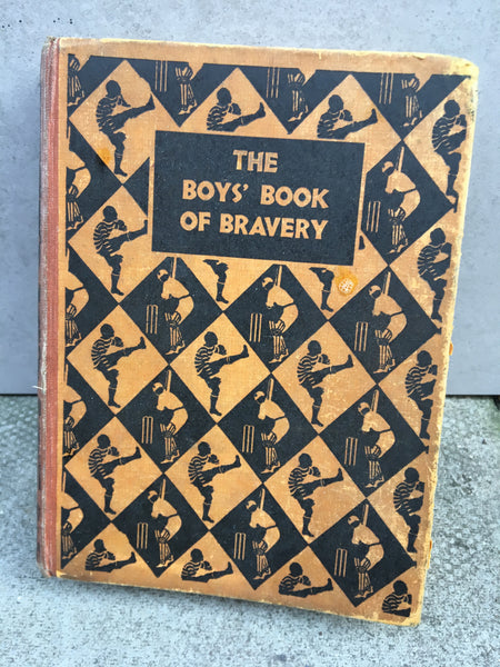 The Boys Book of Bravery