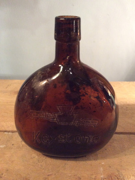 Brandy Bottle Keystone