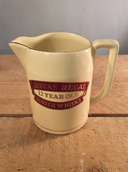 Wade Chivas Regal 12 year Whisky jug