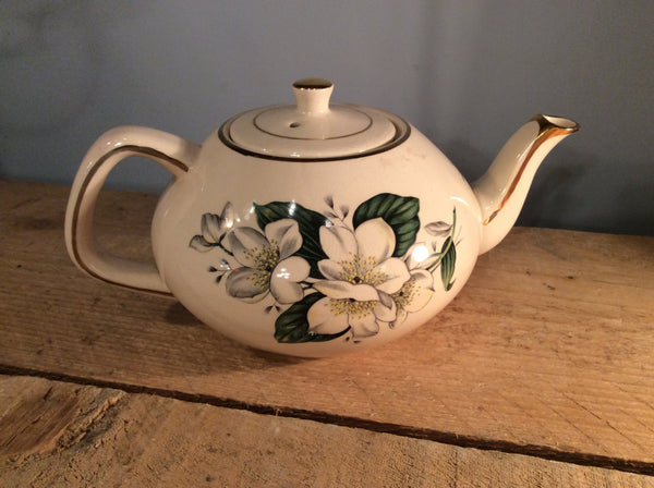 English Arthur Wood teapot
