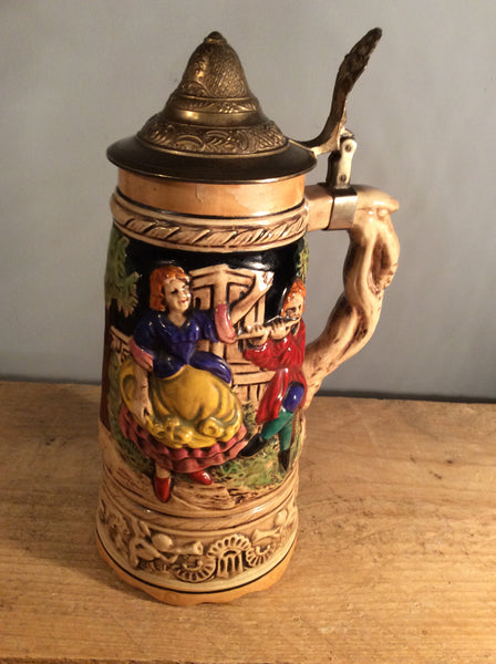 Stein Music Box Beer mug