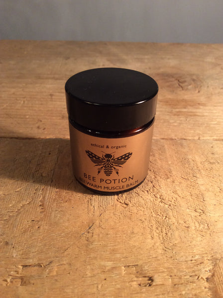Bee Potion BEE WARM Muscle Balm