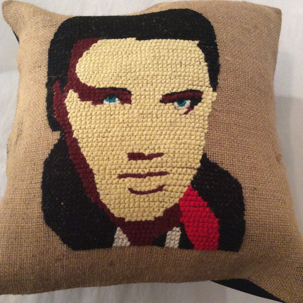 Elvis Icon Cushion