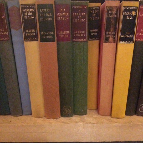 Vintage Books - The Reprint Society London 1965