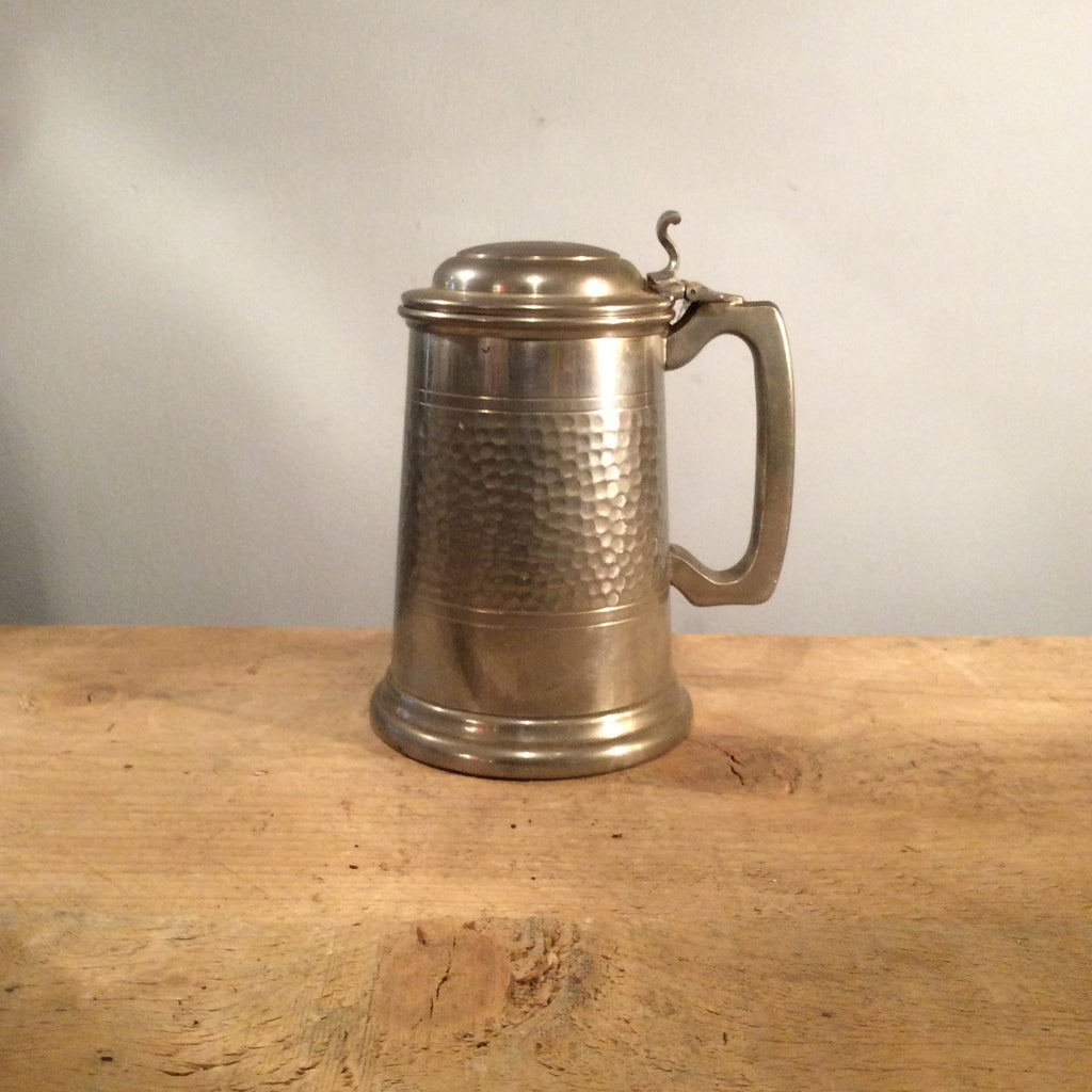 Vintage Sheffield Pewter Stein