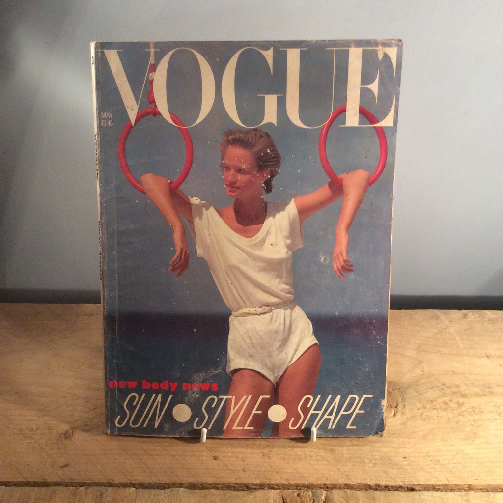 Vintage Vogue Magazine - May 1993