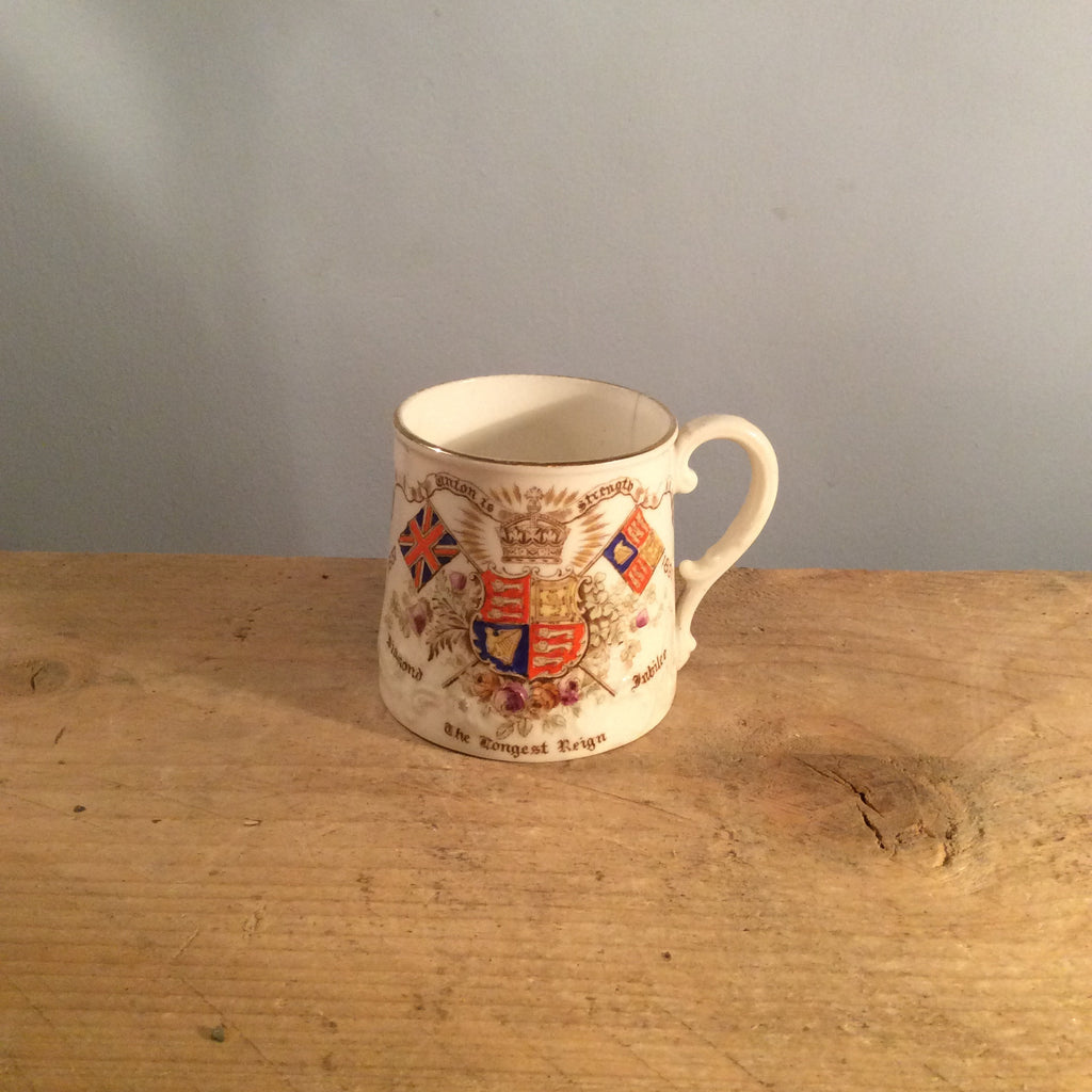 Vintage Commemorative Mug 177