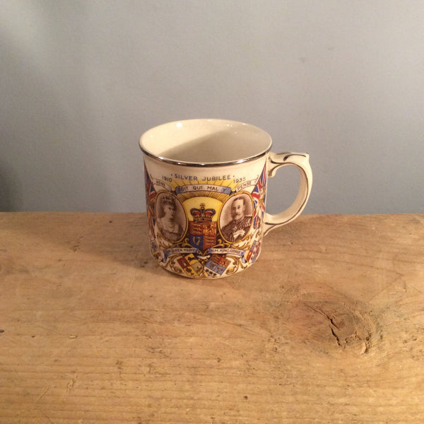Vintage Commemorative Mug 175