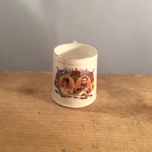 Vintage Commemorative Mug 172
