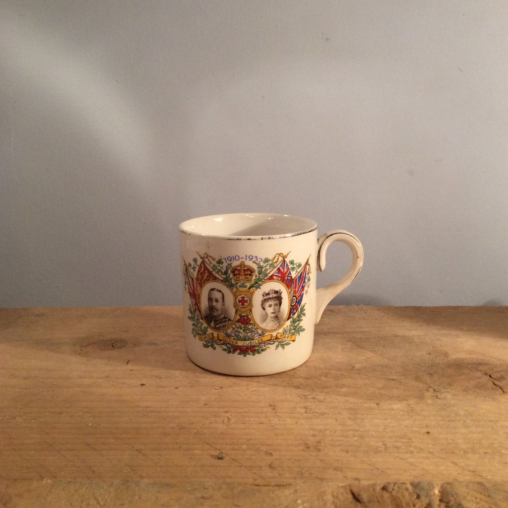 Vintage Commemorative Mug 176