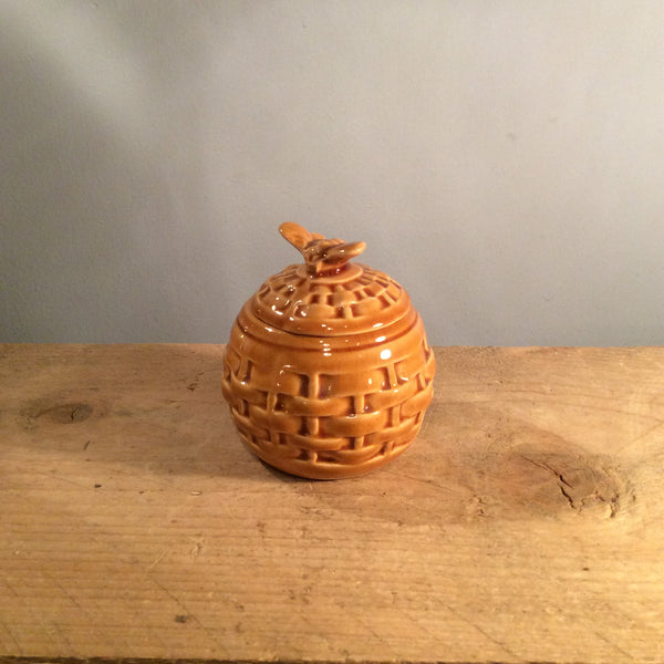Vintage Honey Pot 01