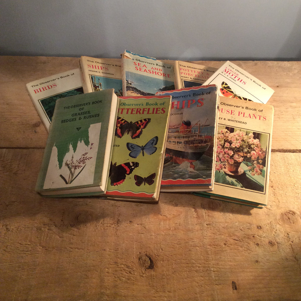 Assorted Observer Books