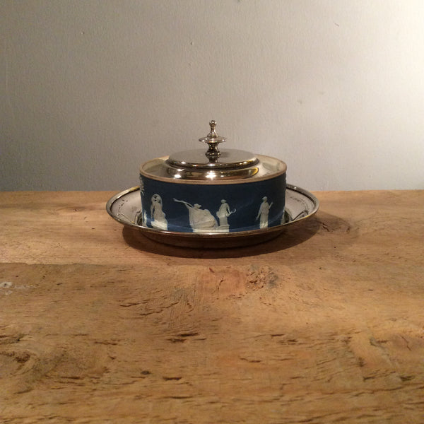 Vintage Wedgewood Butter Dish