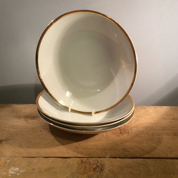 Vintage Set of 4 Brigitta Dishes