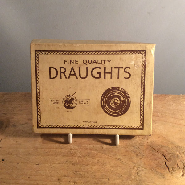 Vintage St George Series Draughts