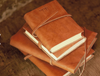 Leather Bound Journals A6