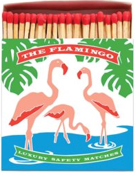 Matches Flamingo