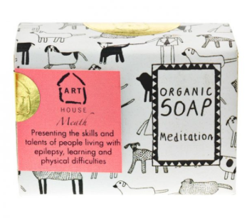 Dogs Organic Soap - Ho Wood Oil