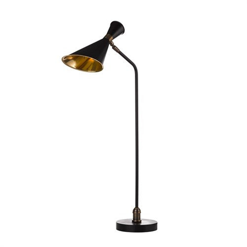 Pols Potten Lamp Desk Brass/Black