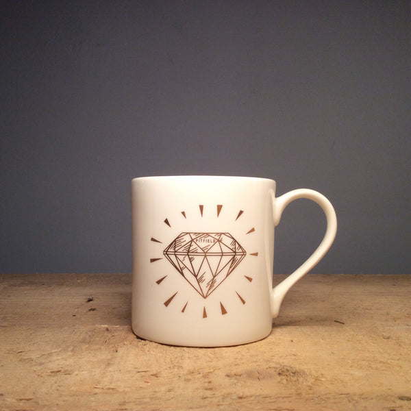 Pitfield Mug - Diamond