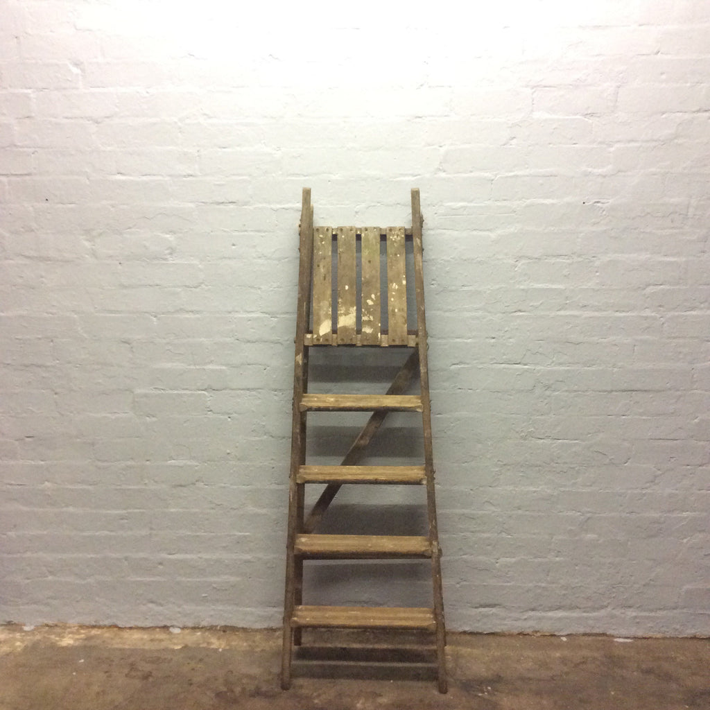 Vintage Furniture - Wooden Step Ladder 1