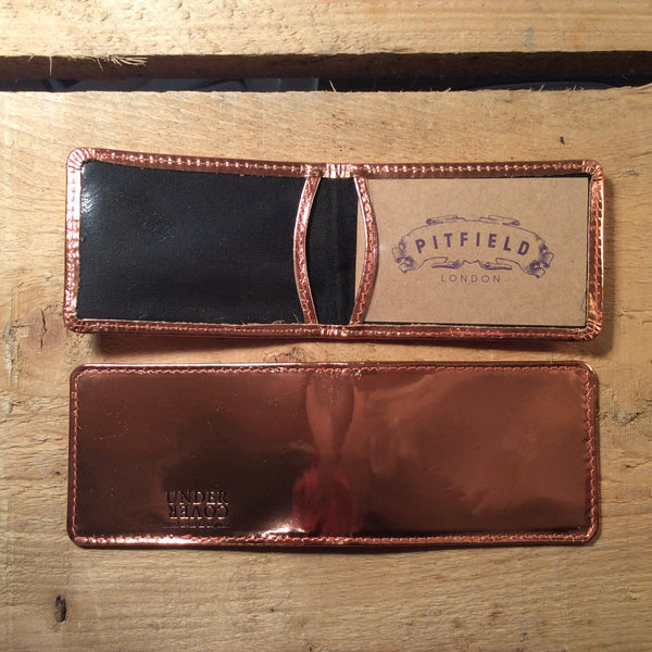 Card Holder - Metallic Copper