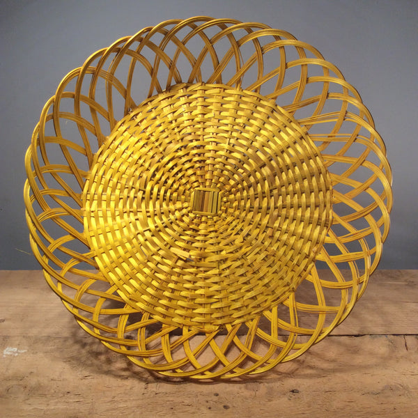 Colourclash Basket - Yellow