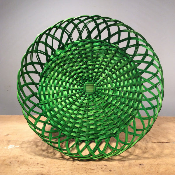 Colourclash Basket - Green