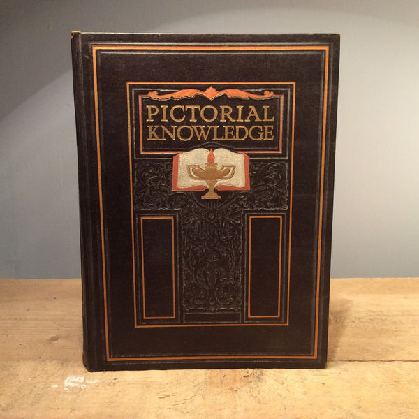 Vintage Pictorial Knowledge Volume 01