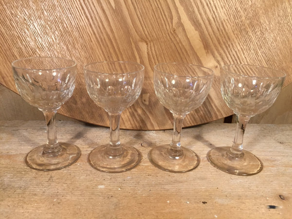 mini wine glass set of 4