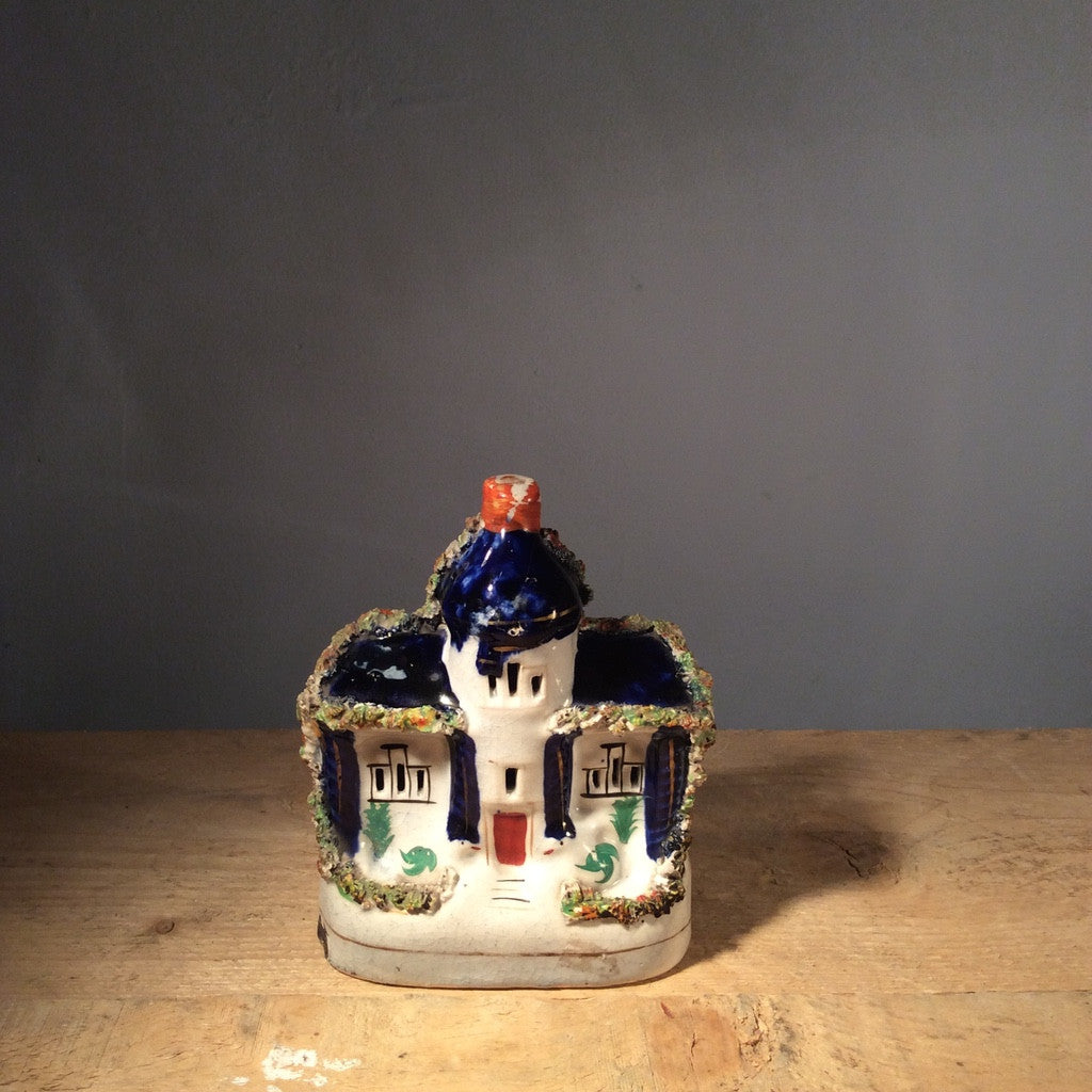 Staffordshire Ceramic - House