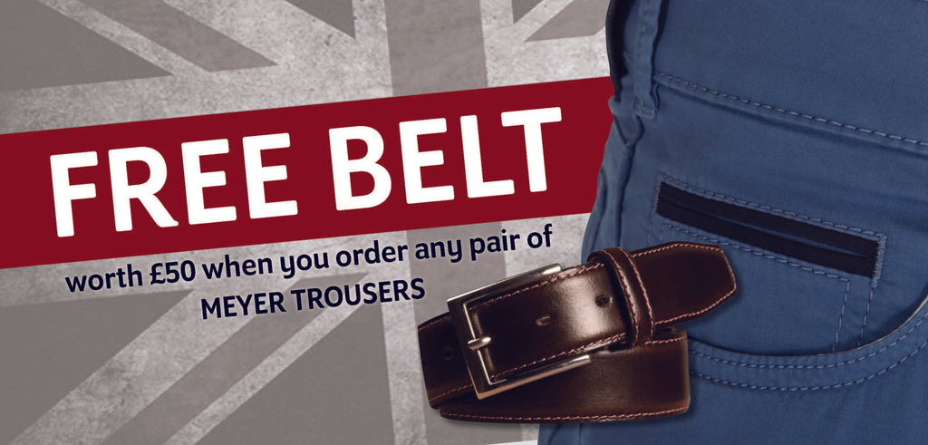 Free Meyer Belt