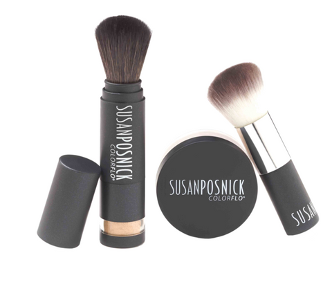 Susan Posnick Colorflo Foundation With SPF
