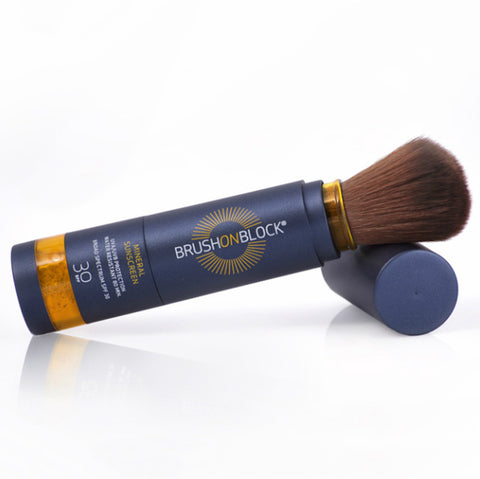 Brush on Block Sunscreen