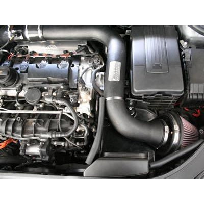 Evolution Motorsports 2.0T FSI V-Flow Intake + Heat Shield Package (06-08.5) - Redline Motorworks