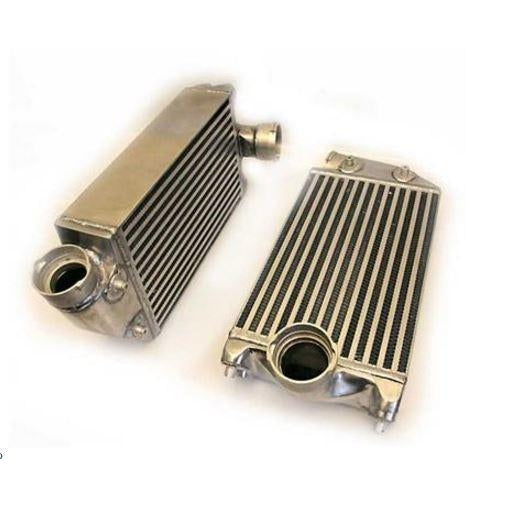 AP 01+ Porsche 996TT/997TT High Flow Racing Intercooler
