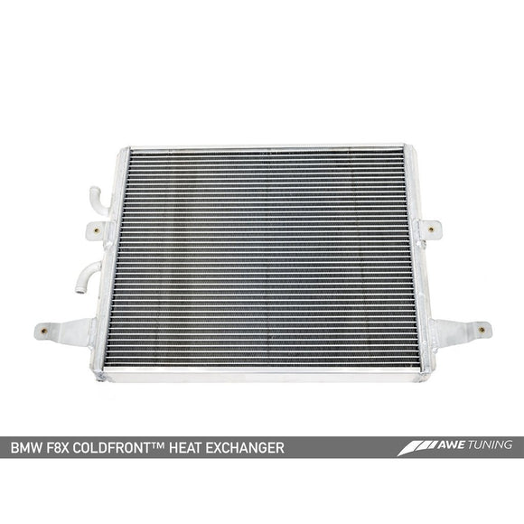 AWE Tuning Coldfront Heat Exchanger - BMW F8X M3/M4 (4510-11080)