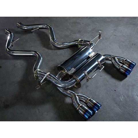 Agency Power Exhaust System BMW M3 Sedan E90 08-13 - Redline Motorworks