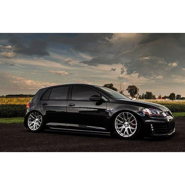 air lift performance front kit for volkswagen mk7 golf gti. Black Bedroom Furniture Sets. Home Design Ideas