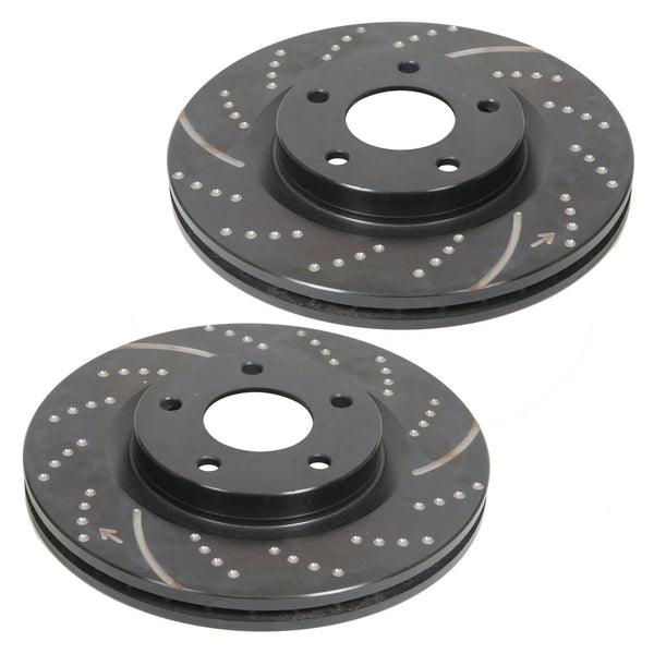 "EBC Sport 3GD 11.3"" Rear Rotors (set of 2) VW GTI 06-09 - Redline Motorworks"