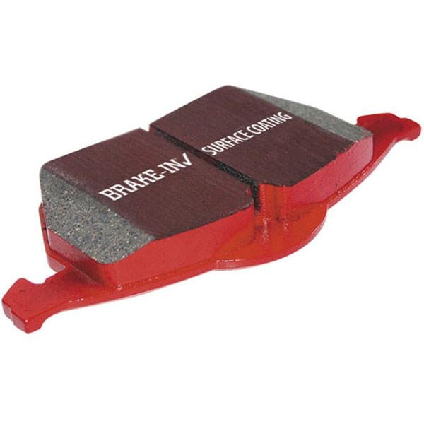 EBC Redstuff Low Dust Superstreet Rear Brake Pads VW GTI 06-09 - Redline Motorworks