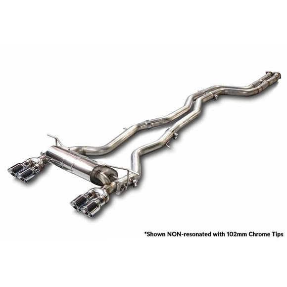 AWE TUNING BMW F8X M3/M4 SWITCHPATH EXHAUST - Redline Motorworks