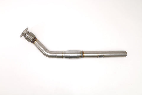 "Billy Boat - VW MK4 Golf/GTI 3.00"" Downpipe Exhaust - Redline Motorworks"