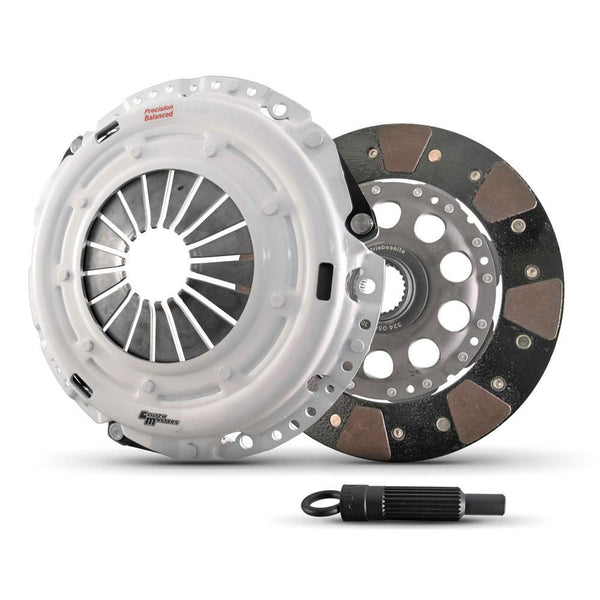 Clutch Masters VW Mk7 GTI 6 Speed FX250 Clutch - Rigid Disc - Redline Motorworks