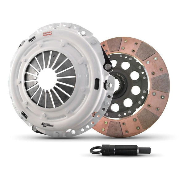 Clutch Masters VW Mk7 GTI 6 Speed FX500 Clutch - Lined Ceramic, Rigid Disc - Redline Motorworks